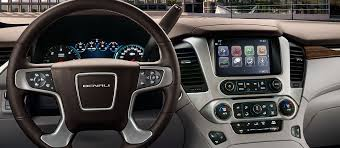 2018 gmc yukon slt. beautiful yukon close up image of the steering wheel and driver side dashboard in 2018  gmc yukon for gmc yukon slt