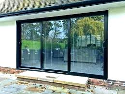 install sliding glass doors replace sliding glass door labor cost to install sliding glass door installing