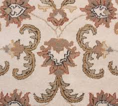 carpet 5x8. traditional persian royal hand-tufted wool area rug carpet 5x8 ivory brown beige o
