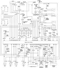 in dash wiring schematics for toyota trucks in discover your 1995 nissan pickup wiring diagram nissan schematic my subaru