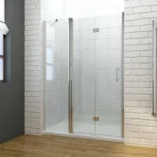 glass shower door hinges elegant bi fold shower door hinge shower enclosure inline panel glass shower