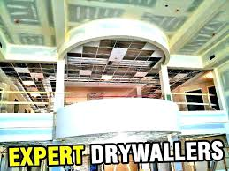 cost of drywall installation cost cost installing sheetrock ceiling cost to hang drywall labor only cost of drywall installation