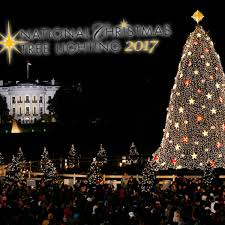 2017 National Tree Lighting Trumps National Christmas Tree Lighting Cost Goes Up From