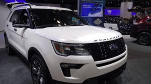 2018 ford explorer interior. Delighful Ford 2018 Ford Explorer Sport Inside Ford Explorer Interior