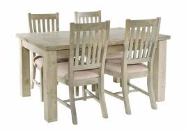pine dining room sets. Fine Dining Rowan Furniture Salcombe Reclaimed Pine Fixed Top Dining Set With X4 Chairs Throughout Room Sets C