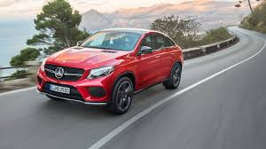the new 2016 mercedes benz gle coupe