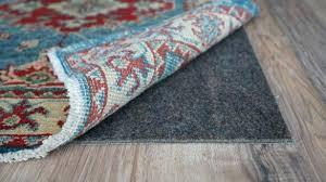 rubber rug pad impressive rug pad of 1 8 inch thick non slip felt rubber 7