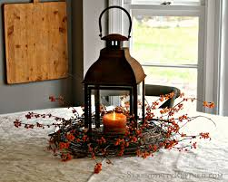 Image result for fall lantern ideas