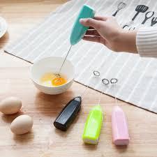 Review máy tạo bọt cafe và đánh trứng mini cầm tay thiết kế nhỏ gọn tiện  dụng usa_storehn
