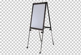 Post It Flip Chart Office Depot Paper Easel Flip Chart Office Supplies Stationery Png