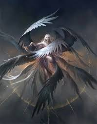 lucifer angel form angelic form tattoos pinterest angel creatures and fantasy art