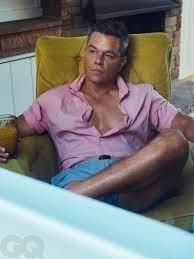 Matt Damon: Wie der Goldjunge ...