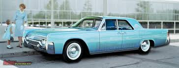 2002 Lincoln Continental Concept | Autos of Interest