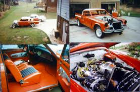 ray lin restoration specializing in studebaker restorations after she made her debut at the 1988 sdc meet in south bend na i began getting inquiries about painting and building studebakers for others
