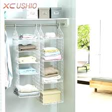 diy extra closet space storage ideas ways to squeeze a wardrobe home decorating folding wardro