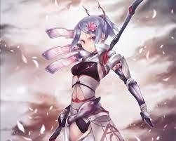 Women Anime Warrior Wallpapers ...