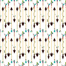 Arrow Pattern Mesmerizing Arrow Pattern On White Background Vector Free Download