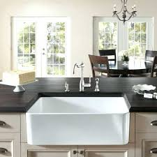 33 inch fireclay farmhouse sink fine fixtures large white a front inch farmhouse kitchen sink 33