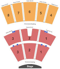 Louisville Palace Seating Chart End Stage Iroquois Amphitheater Tickets And Iroquois Amphitheater