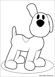 Small Picture Dibujos de Pocoy para colorear en Colorearnet