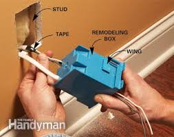 how to add an outdoor outlet the family handyman save