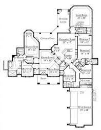 house plans with mother in law suites sullivan home plans june One Story House Plans With Mother In Law Quarters first floor plan of mediterranean southwest house plan 74238 Detached Mother in Law Plans