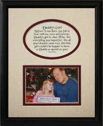 daddys girl picture frame wooden little daddys girl picture frame little wedding photo uk
