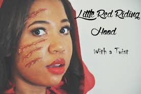 little red riding hood fx makeup