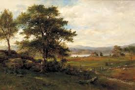 henry david thoreau ldquo a walk to wachusett rdquo library of america view of wachusett from harvard undated oil on canvas by american painter george frank higgins 1850 1885