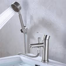 Water Tap Design Faucet Stainlessstainless Steel Basin Sink Faucet Single