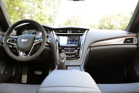 2016 Cadillac CTS-V Test Drive Review - AutoNation Drive ...
