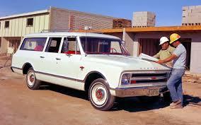 Chevrolet Suburban Through The Years - Carsforsale.com Blog