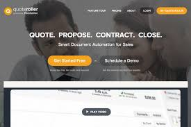 Quote Roller Unique Quote Roller Reviews Pricing And Alternatives Crozdesk