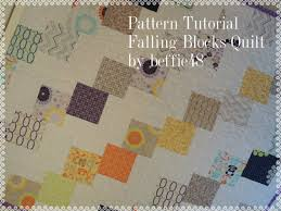 Falling Blocks Quilt Pattern Tutorial Easy to Make Uses & Falling Blocks Quilt Pattern Tutorial, Easy to Make, Uses Charm Packs Adamdwight.com