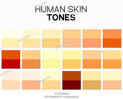 Almond Color Chart Almond Facial Body Stock Photos And Images Age Fotostock