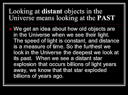 「see billions of years into the universe's past」の画像検索結果