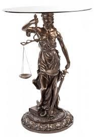 """<b>Статуэтка</b> подставка <b>Veronese</b> """"<b>Фемида</b> - богиня правосудия ..."""