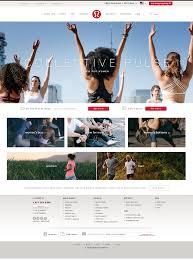 lululemon athletica peors revenue and employees owler pany profile