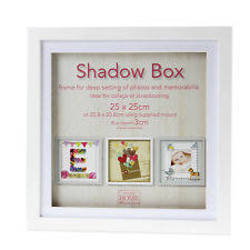 Box Picture Frame Contemporary Deep Picture Frames Frames For Sale Ebay