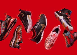 Nike Chinese <b>New Year</b> 2019 Collection Release Date - SBD
