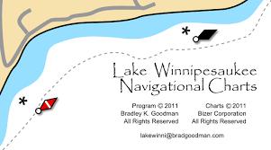 Boat Chart App Lakewinni