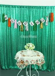 Curtains Wedding Decoration Popular Green Backdrop Curtains Buy Cheap Green Backdrop Curtains