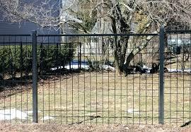 black welded wire fence.  Welded 5ft Black Welded Wire Fence 5 Intended Black Welded Wire Fence