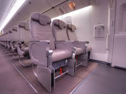 Xtra Airways Seating Chart Guest Class