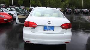 volkswagen jetta 2014 white. 2014 volkswagen jetta candy white stock 109892 walk around youtube