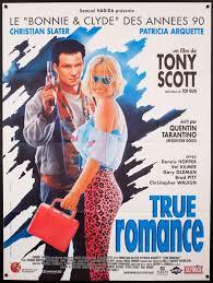 Romantic Movie Poster True Romance 02 15 18