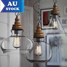 glass pendant light porch lamp modern ceiling lights kitchen chandelier lighting 14 98 aud