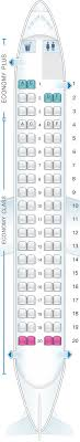 Dhc 8 400 Dash 8q Seating Chart Seat Map Westjet Dash8 Q400 Seatmaestro