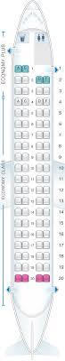 seat map for westjet dash8 q400
