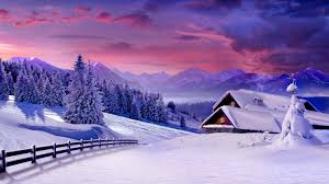Image result for winter scene pictures